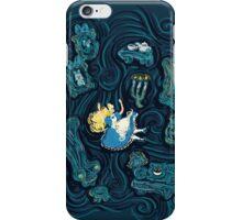 Alice's Fall iPhone Case/Skin