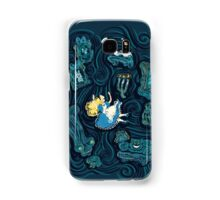 Alice's Fall Samsung Galaxy Case/Skin
