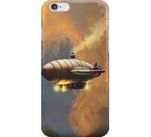 Flight at Sunset iPhone Case/Skin