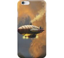 Flight at Sunset iPhone Case/Skin