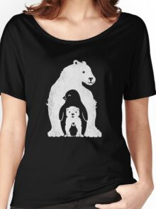 Arctic Friends Women's Relaxed Fit T-Shirt