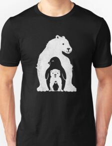 Arctic Friends Unisex T-Shirt