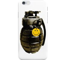 Bad Company Grenade iPhone Case/Skin