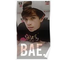 Hayes-BAE. Poster