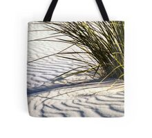 White Sands and Grasses Tote Bag