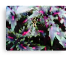 COLOURFUL WORKPLACE Canvas Print