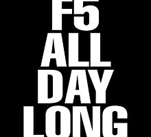 F5 by fishbiscuit