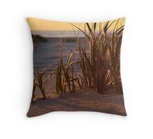 Coastal roaming Throw Pillow