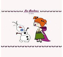 Les Boubous en Elsa Photographic Print