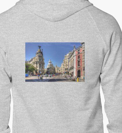 The end of the Calle de Alcalá T-Shirt
