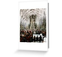 The Yule Ball Greeting Card