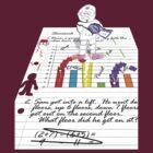 Homework Excuse! by EddyG