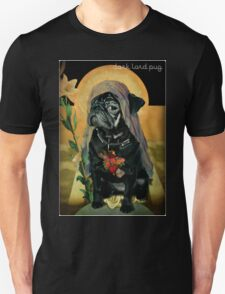 holy black Unisex T-Shirt