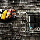 The Fishing Shack by Annette Blattman
