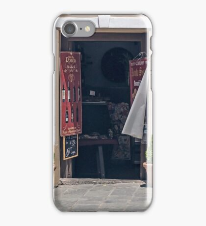 The Bandit's Cave iPhone Case/Skin