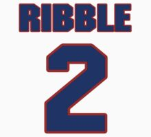 National Hockey player Pat Ribble jersey 2 by imsport