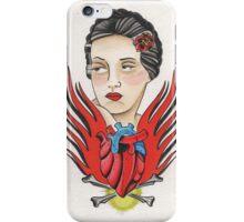 Sin Amor iPhone Case/Skin