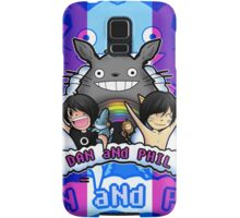 Dan and Phil Samsung Galaxy Case/Skin