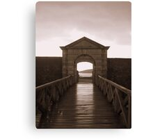 The Gateway Canvas Print