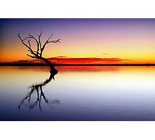 Tranquil Lake Photographic Print