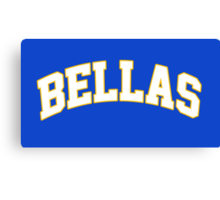BELLAS Canvas Print