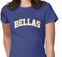 BELLAS Womens Fitted T-Shirt