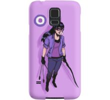 Kate Bishop Samsung Galaxy Case/Skin