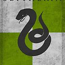 Game of Thrones Banner - Slytherin by Serdd