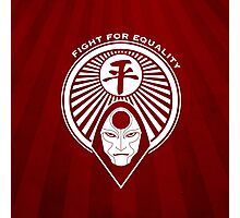 Fight for Equality with Amon Photographic Print
