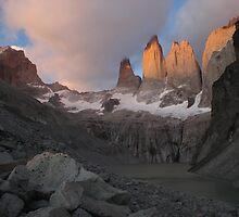 Cerro Torres by Zac Gillett