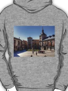 Plaza de la Villa, Madrid T-Shirt