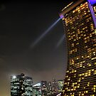 Marina bay Sands, Singapore by Robyn Lakeman