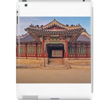 Changdeokgung Palace iPad Case/Skin