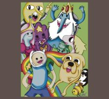 Adventure Time! T-Shirt