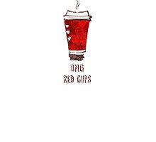 OMG RED CUPS by Sophersgreen