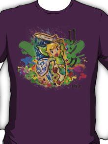 Epic Link Streetart Tshirts + More ' Legend of Zelda ' T-Shirt
