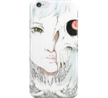 Monster on her Mind iPhone Case/Skin