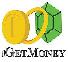 Get Money Photographic Print