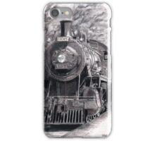 South Simcoe Steam Train iPhone Case/Skin