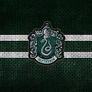 Slytherin Knitted by Serdd