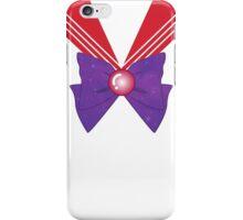 Galactic Sailor Mars Bow iPhone Case/Skin