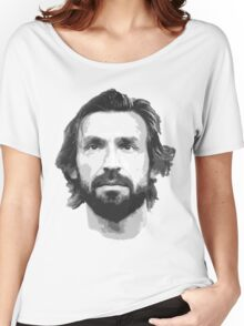 Andrea Pirlo Women's Relaxed Fit T-Shirt
