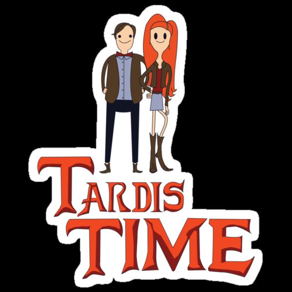 Tardis Time by Rosemary  Scott - Redrockit