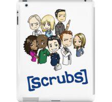 Scrubs Cartoon iPad Case/Skin