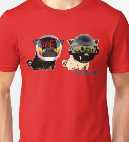 daft pugs Unisex T-Shirt