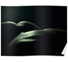 Bodyscape Lyss Clarke Poster