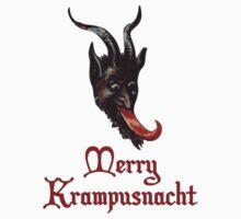 Merry Krampusnacht by TheShirtYurt