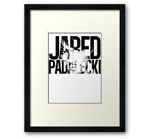 Jared Padalecki Framed Print
