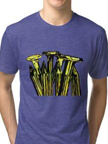 Nails Tri-blend T-Shirt