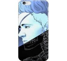 Rebel Madame Curie iPhone Case/Skin